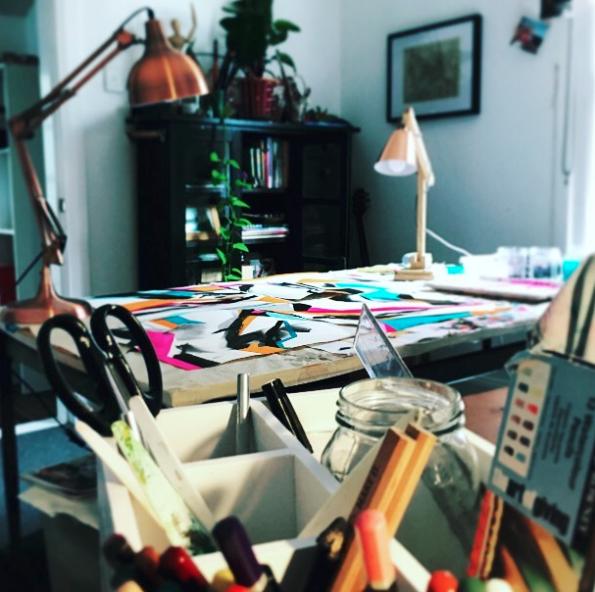 Leslie studio